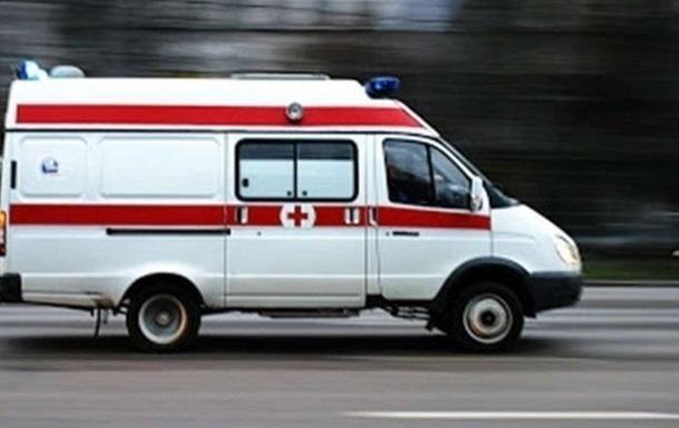 В Запорожье мужчина напал на бригаду скорой