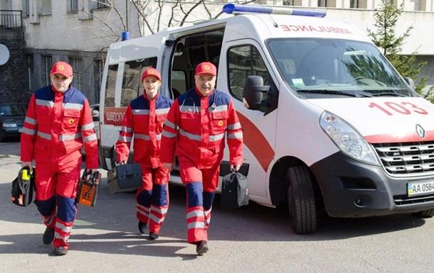 В Запорожье после визита коллекторов умер мужчина