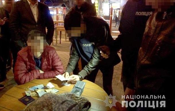В Запорожье задержали организаторов договорного матча