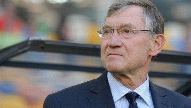 Украинский тренер уволен из европейской сборной из-за ужасных результатов