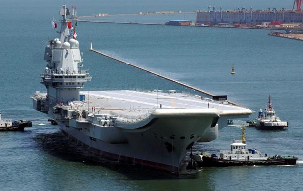 Крупнейший флот в мире. Пентагон оценил силы КитаяСюжет