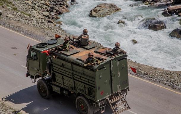 Новый фронт. Обострение на границе Китая и ИндииСюжет